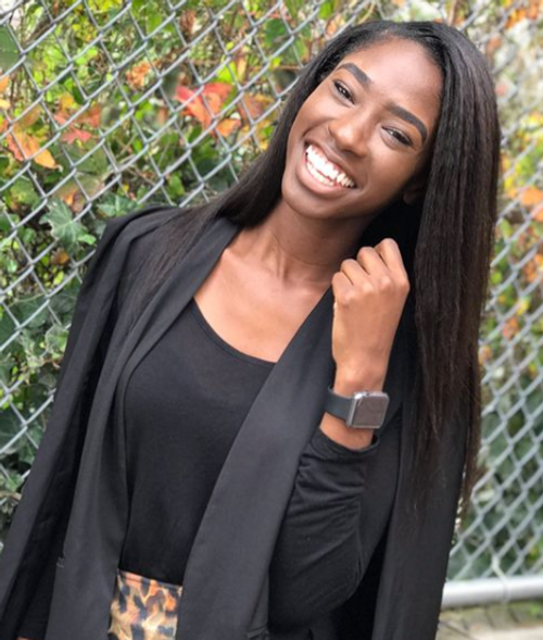 Hair can be worn bone straight when straightened with a high heat ceramic flat iron. This is the best hair for women of color who are natural or transitioning. With proper care and maintenance, Mongolian hair will maintain its fullness with no shedding, matting or tangle.
