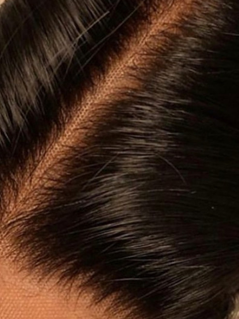 "When hair is tied to a lace base, there is a dark knot where each strand is secured. Bleaching or ""lightening"" these knots reduces their visibility, which in turn helps make the hair appear as if it is growing from the scalp. This article will guide you through the process of bleaching the knots on closures and frontal."