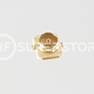 u.FL Female Connector Solder Attachment PCB Surface Mount, Gold Plating