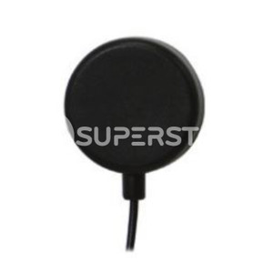 "Magnet Antenna, GPS GPS-1575.42MHz, Directional Radiation, 26dBic Gain with SMA Male Connector (1-1/2"")"