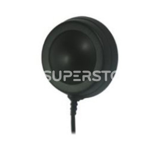 "Glass Mount Antenna, GPS GPS-1575.42MHz, Directional Radiation, 28dBic Gain with MCX Plug Connector (2"")"