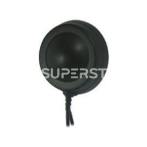 "Magnet Antenna, GPS GPS+Cell, Directional/Omni Radiation, 28dBic / 0~2dBi Gain with SMA Male Connector (2"")"