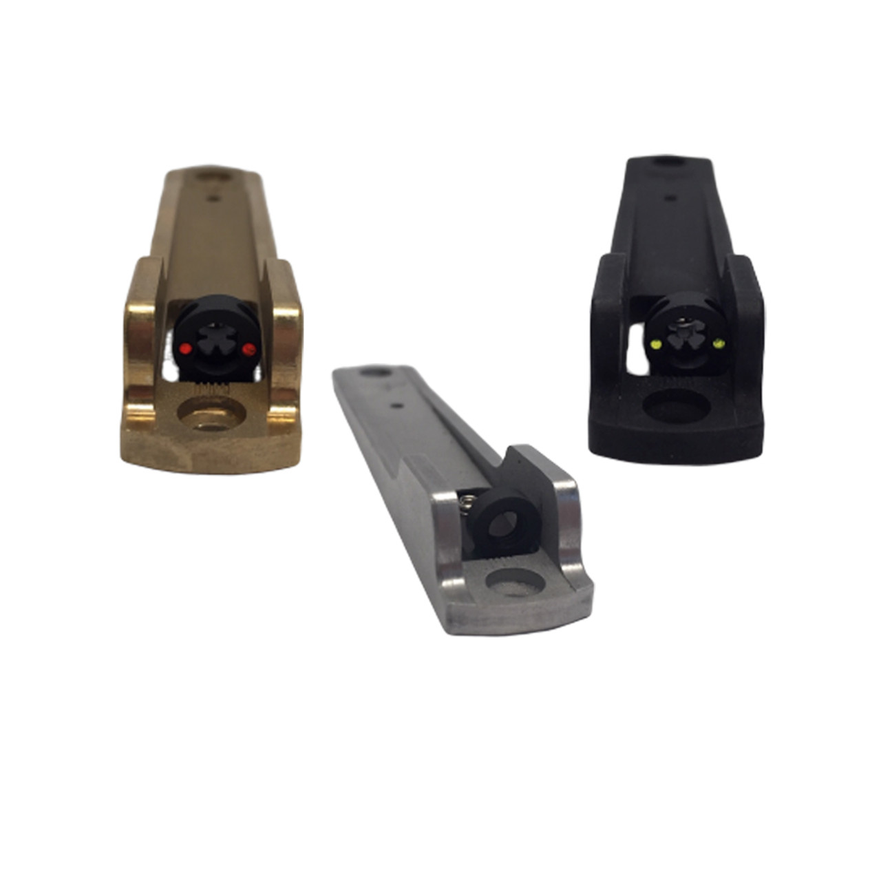 Marlin And Henry Black, Sliver And Brass Peep Sights