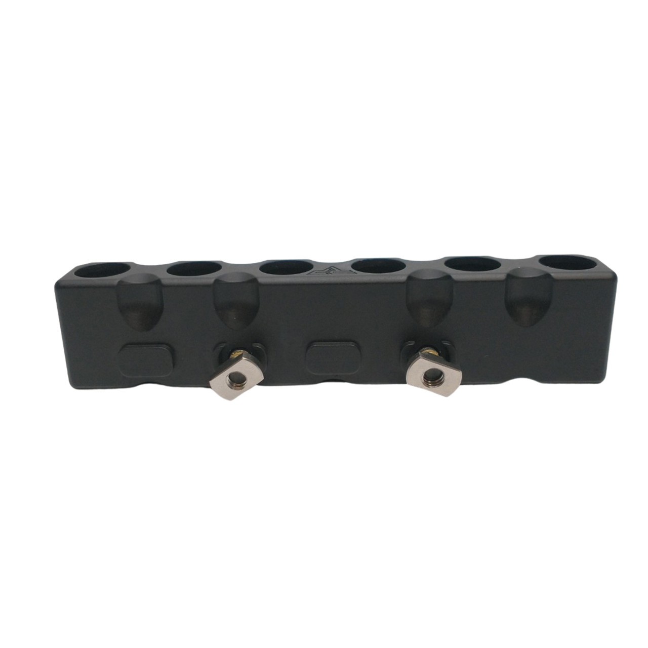 Ranger Point Precision M-LOK 44 MagCartridge Quiver holds six cartridges to complement our popular M-LOK forearm rails for Marlin, Henry, and Rossi lever-action rifles (will also work with any M-LOK rail on the market).