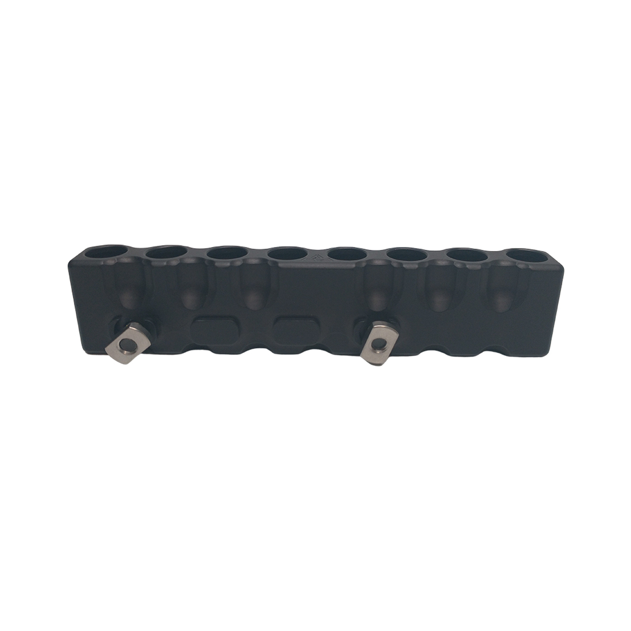 Ranger Point Precision M-LOK 367 Mag 38 special Cartridge Quiver holds eight cartridges to complement our popular M-LOK forearm rails for Marlin, Henry, and Rossi lever-action rifles (will also work with any M-LOK rail on the market).