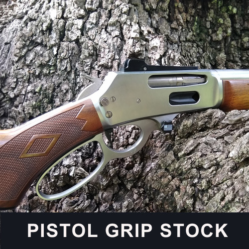 Marlin Pistol Grip Stock Lever, Black (336 30-30, 308/338, 410, 444, 1895 45-70, 450M)