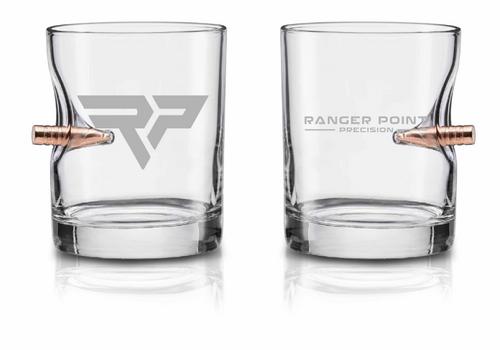 BenShot Whiskey Glass Bourbon American Barrel Whiskey Ranger Point Precision