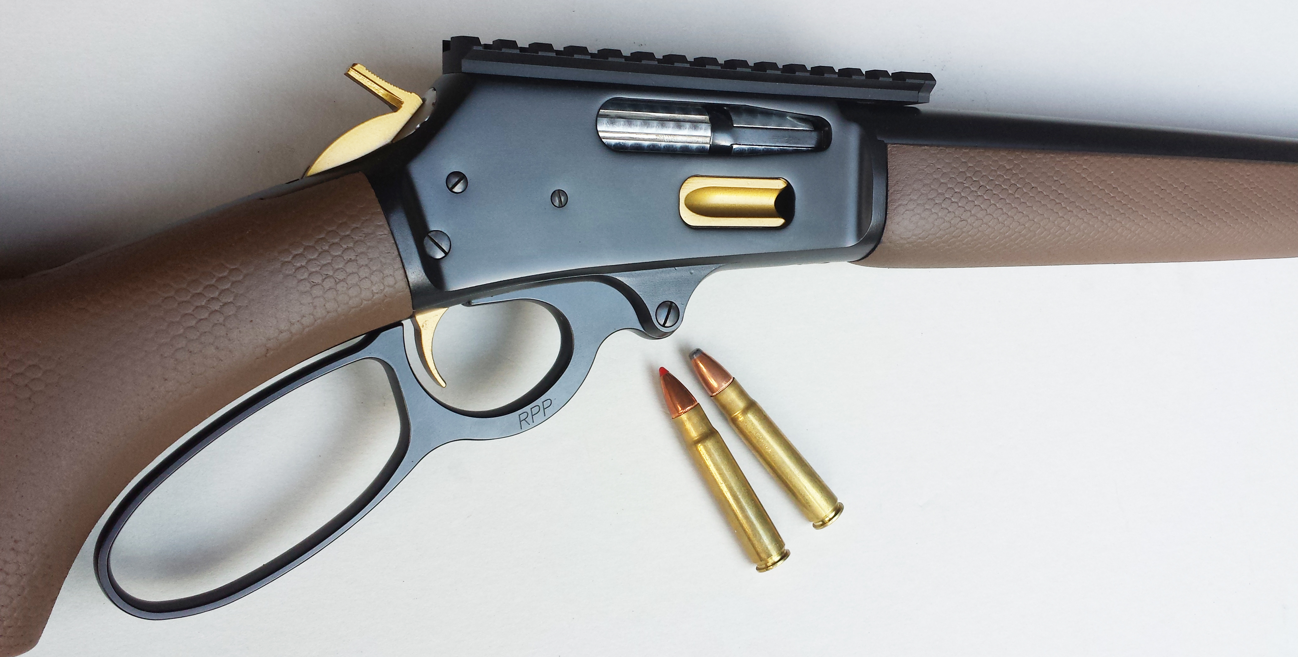 Marlin 36 RPP Lever-Action - As Powerful as a .356 Win with Safe Pressures