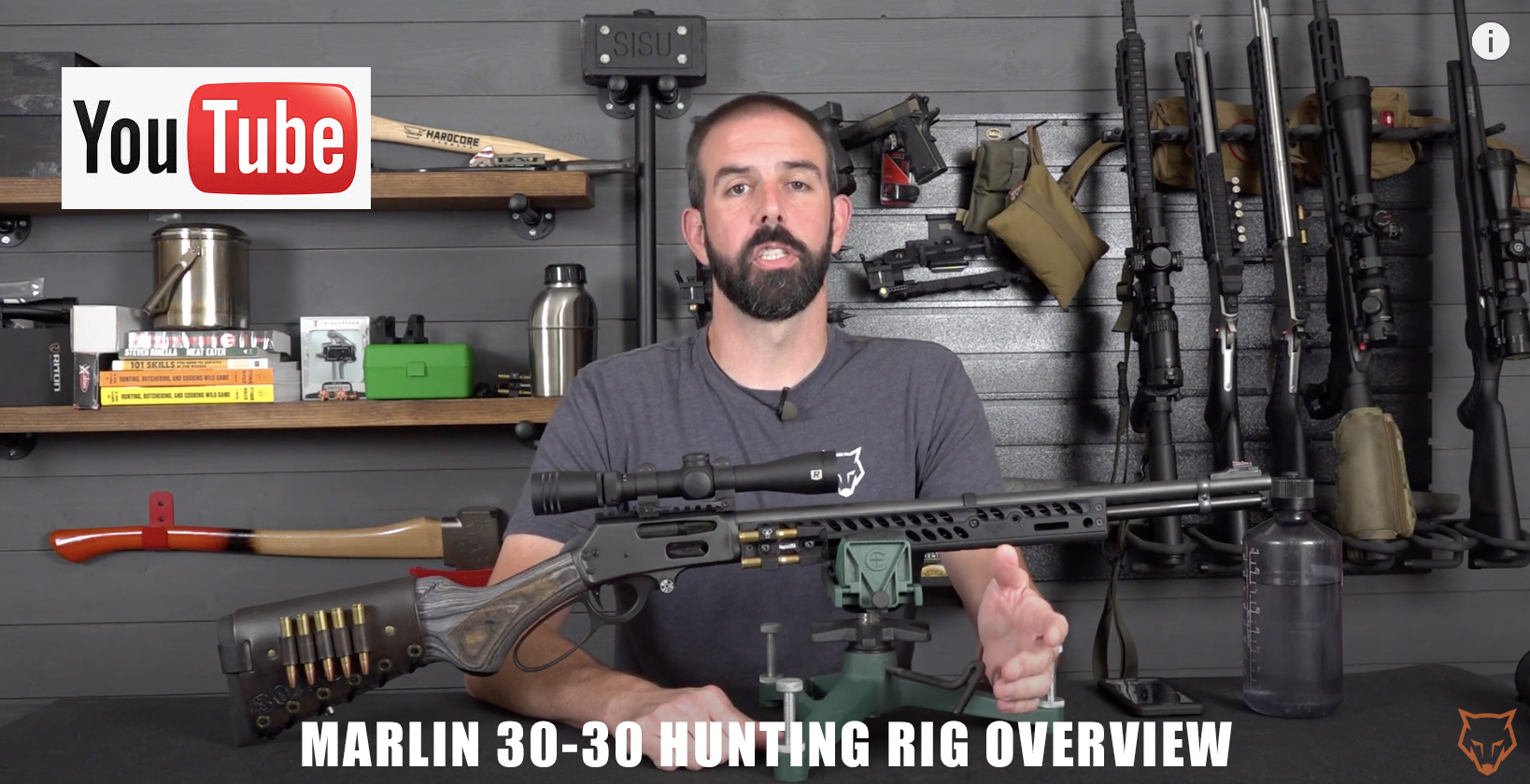 MARLIN 30-30 HUNTING RIG OVERVIEW