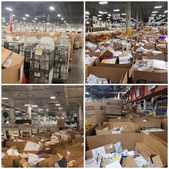 US Postal Service Holiday Shipping Delays #USPSDelays