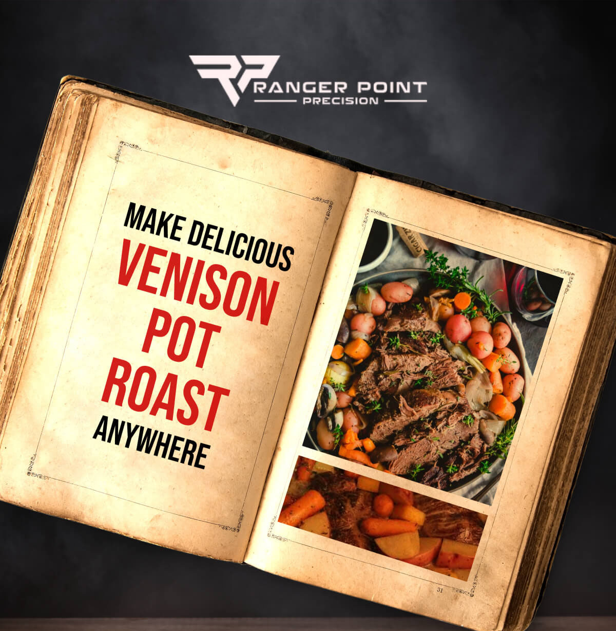 A Recipe to Cook Venison Meat