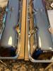 AMC V8 Valve Covers in Show Chrome - PAIR
