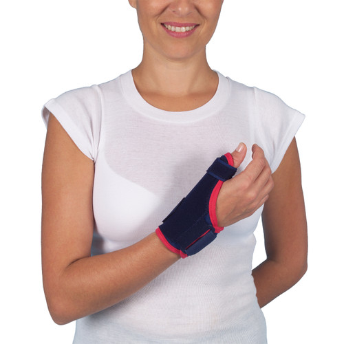 TL165 – Long Thumb and Wrist Brace with support plate