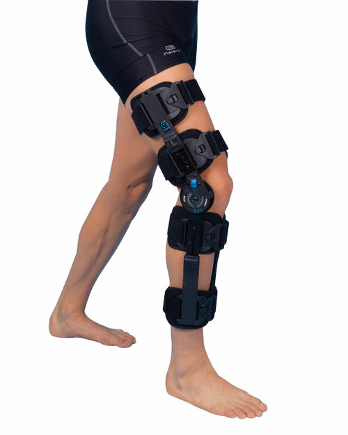 RS-3000 Post-Surgery Telescopic Range of Motion (ROM) Knee Brace