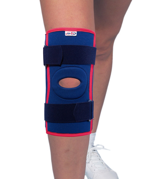 TL136 – TopLine Knee Brace with Straps – available in 4 sizes