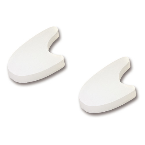 Toe Separators – Soft silicone, half-moon shaped