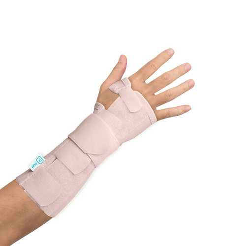 Essencial Long Elastic Stabilising Wrist Support