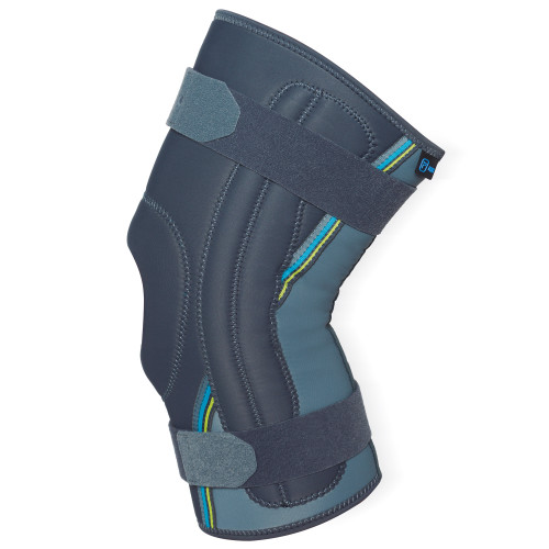 Neoprair Knee Support with Side Splints and Straps – Available in 4 sizes
