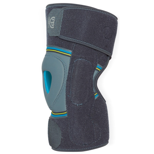 Neoprair Wrap Around Knee Support with Polycentric Hinge