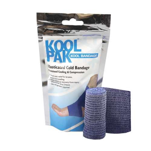 KoolPak Elasticated Bandage 7.5 x 2m - Pack of 5