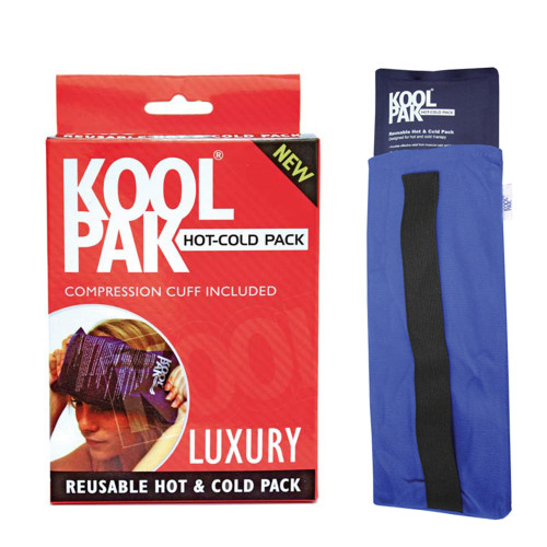 KoolPak Luxury Reusable Hot & Cold Pack