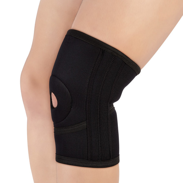 Open Patella and Ligament Assisted Knee Support – Available in 6 sizes