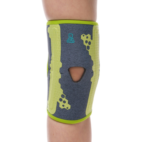 MyPrim Kids Knee Support with Patella Pad and Splints – Available in 2 Sizes