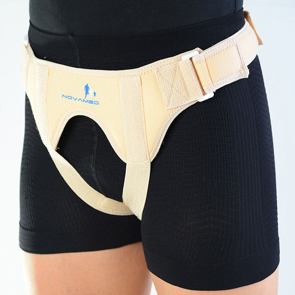 Double Sided Hernia Support Belt