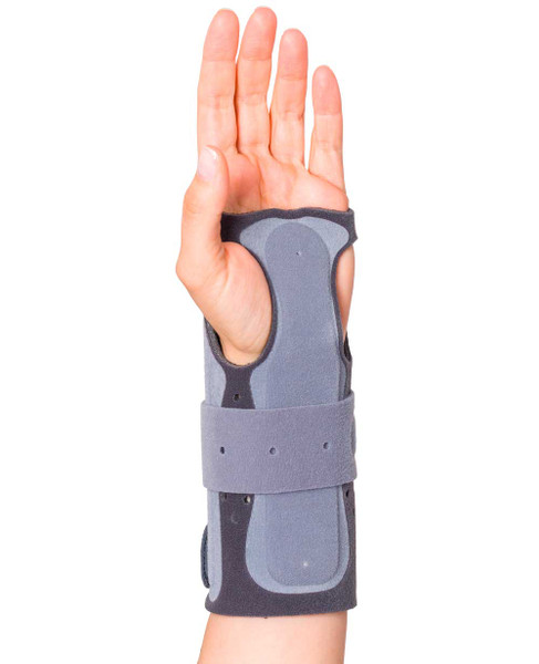 AMG205G – Airmed Immobilising Wrist Brace with Palmar Splint - Bilateral – Available in two sizes.