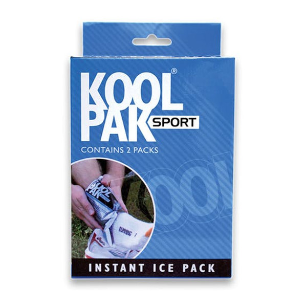 KoolPak Sport Instant Ice – Pack of 2