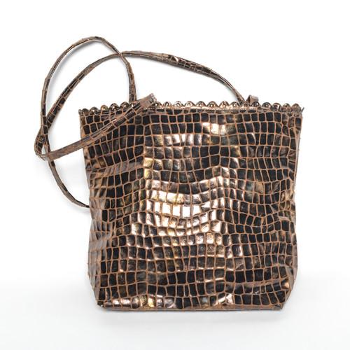 Kiara - Bronze Croco