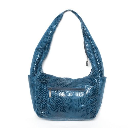 Janet - Medium Blue Snake