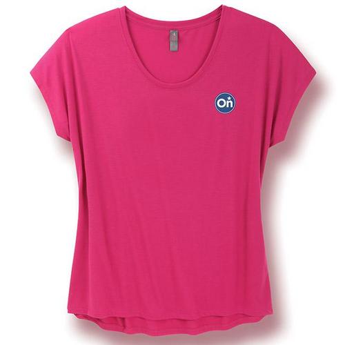 Ladies Dolman Sleeve T-Shirt