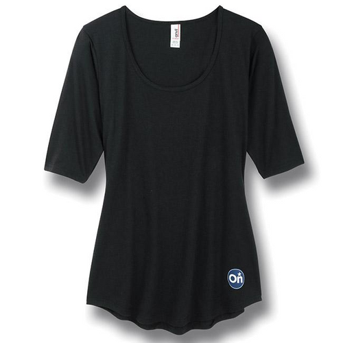 Ladies ¾ Sleeve T-Shirt