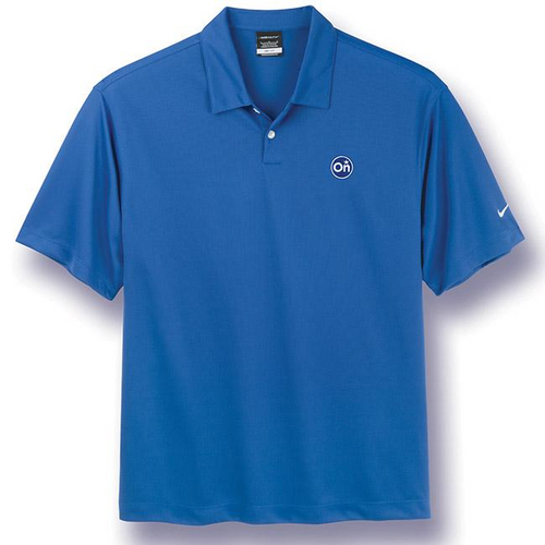 Royal Blue Nike®* Golf Polo