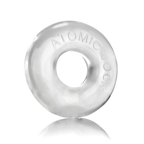 DONUT-2 FATTY Super Fat Cockring - Clear