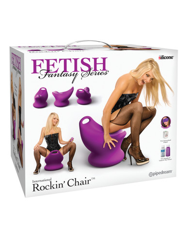 Fetish Fantasy Series International Rockin' Chair
