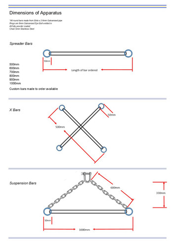 Suspension Bar