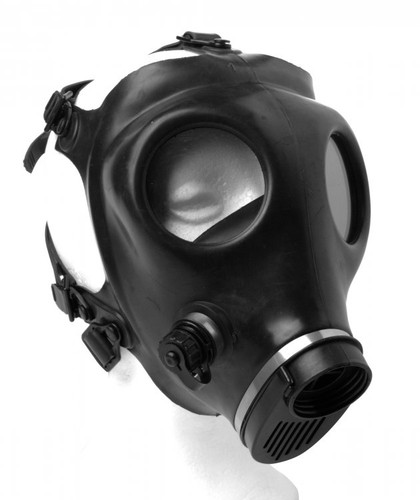 Israeli Gas Mask Without Filter
