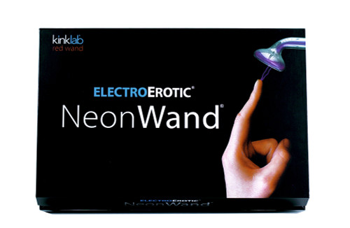 KinkLab Neon Wand Electrosex Kit