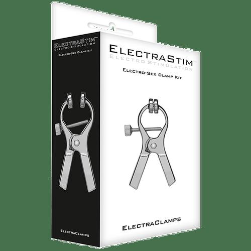 ElectraStim Uni-Polar ElectraClamps