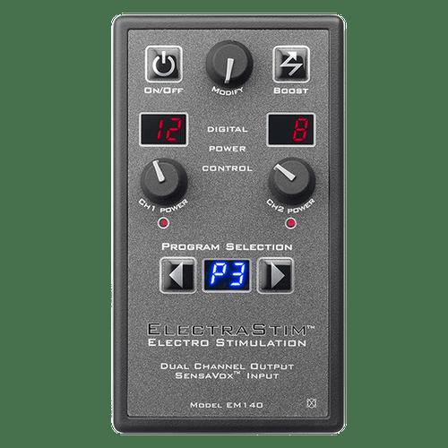 ElectraStim Sensavox E-Stim Stimulator