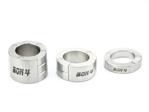 BON4M Set Magnetic Oval Ballstretchers Stackable