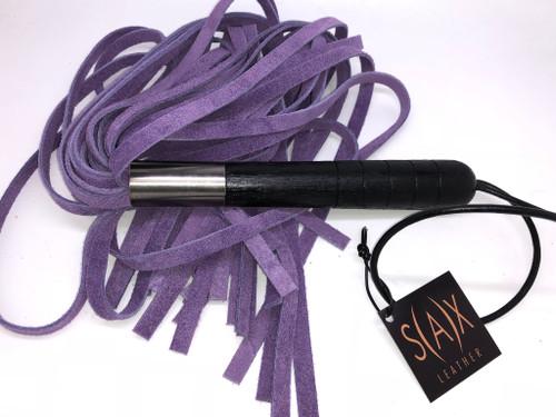 Classic Suede Flogger - Purple