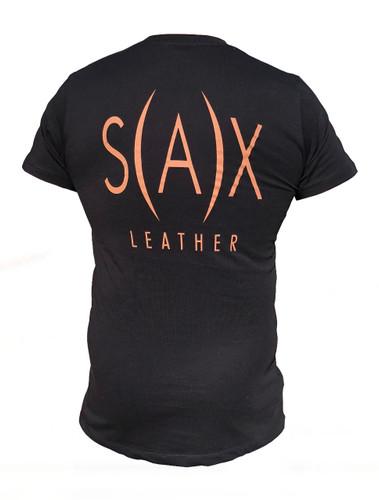 S(A)X Logo Tee - Black