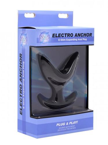 Electro Anchor eStim Expanding Anal Plug