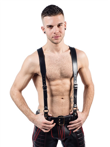 Mister B Leather Braces
