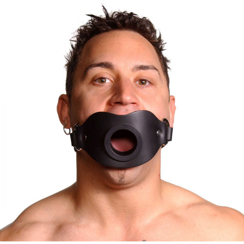 Feeder Locking Open Mouth Gag