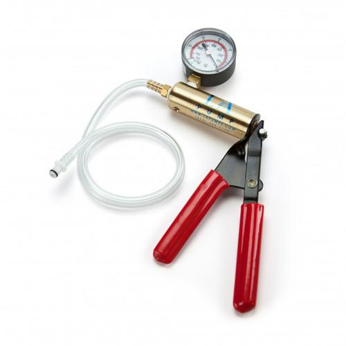 Deluxe Hand Pump with Gauge