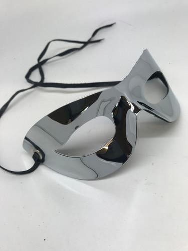 Chrome Cat Mask